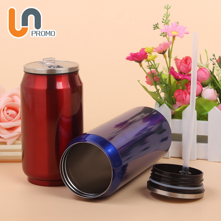 Cola-Shape Safety Beer Can Cooler/Tin Cans