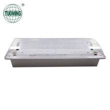 plastic rechargeable IP65 led light emergency bar
