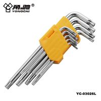 Good service OEM available tone allen wrenches