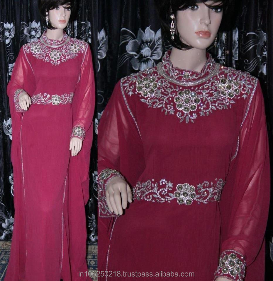 Designer Clothing Manufacturers Abaya Kaftan Dress for Woman abaya jilbab dubai kaftan wholesale new model abaya in dubai k503