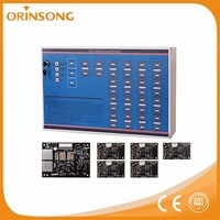 addressable smoke and fire alarm control panel