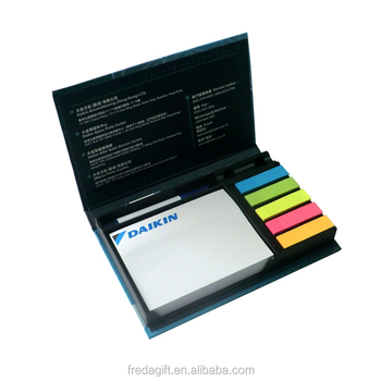 Customized Promotion Sticky Note/Desk Calendar With Sticky Note Pad