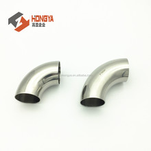 Stainless Steel 90 Degree Elbow Weld SMS