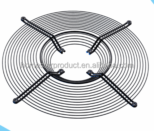 OEM wire mesh fan guard and Metal fan guard 200mm metal finger guard metal grill for fan parts