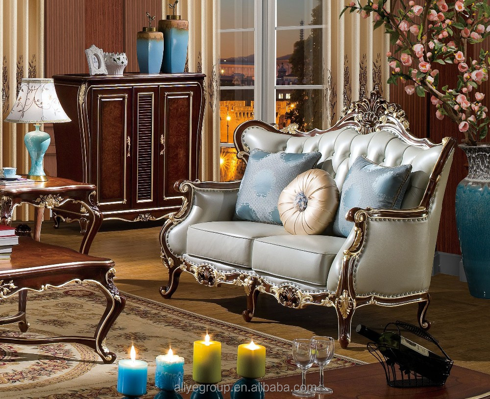 Tyx1310 Luxury Classical French Provincial Antique Furniture Living Room Sofa Sets Buy Living