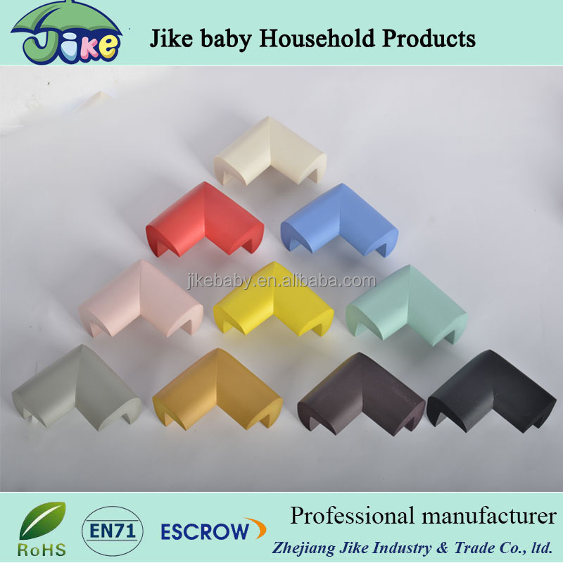 colorful home safety products for kids safety bumper guard strip