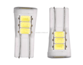 Awesome Ceramic body w5w 5630 8SMD canbus led car light T10 tail light bulb body light led