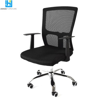 Foshan Furniture Market Chairs Mesh Office Chairs Black Ergonomic - Office computer chairs