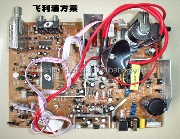 PPhilips 14-21 inch CRT TV kit/ CRT TV accessory/ CRT TV mainboard