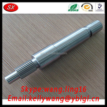 China customized mass producing OEM flexible shaft with RoHS Standard