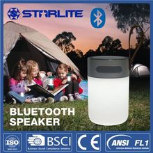 STARLITE USB Cable&Audio Cable lantern high portable wireless mini bluetooth speaker