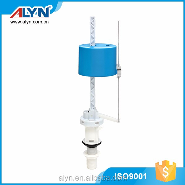 Hot selling anti-siphon POM non-corrosive fill valve toilet accessory