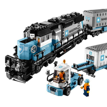 New Genuine Technic Ultimate Series Train Set Building Blocks Bricks Toys