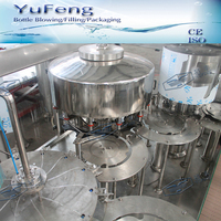 3 in 1 Automatic Mineral /Pure Water Making Machine/Equipment