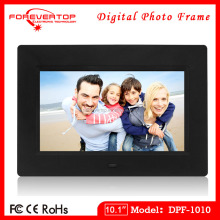 10 inch 10.1 inch 1024x600 digital picture frames big memory DPF-1010