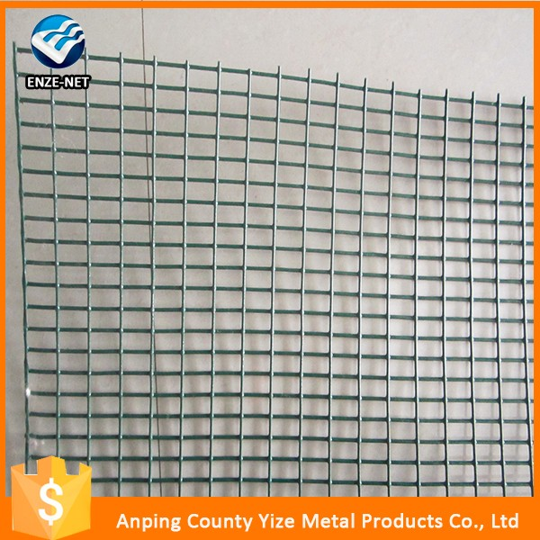 cheap 2x2 galvanized welded wire mesh fence pannels in 12 gauge