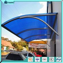 New Dropshipping Polycarboante Door Canopy Designs