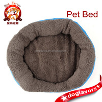 5 Colors Soft Pet Dog Puppy Cat Cozy Warm Nest Bed House with Plush Mat Pad SY