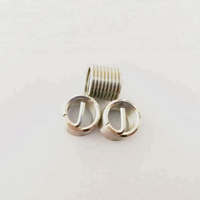 High quality m2.5*0.45 stainless steel wire threaded inserts