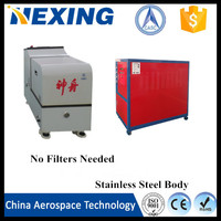 hexing HGF-10 used black motor oil refinery/ engine oil recycling machine/ Lube oil refinery plant