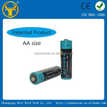 China Famous Brand AA 1.2V 1300mAH Rechargeable Battery