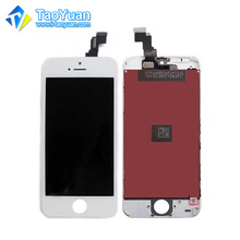 AAA+ Tianma for iphone 5c lcd,factory wholesale for iphone 5c lcd touch screen digitizer assembly