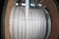 High quality 12strands PP marine rope/towing rope