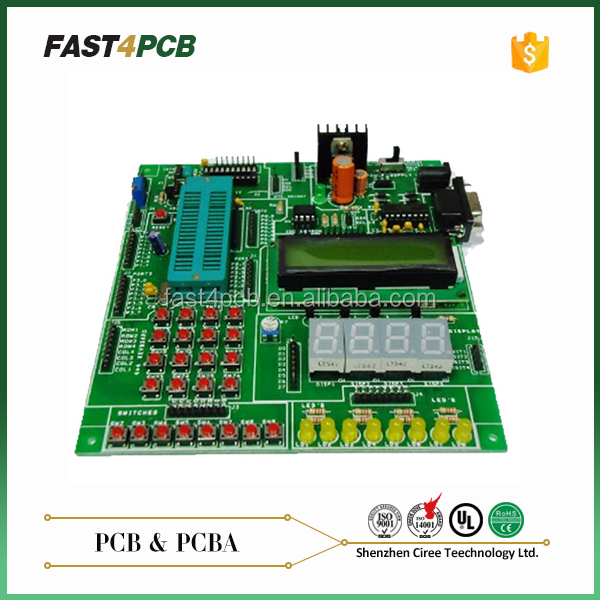 professional pcb assembly manufacture electronic ceramic pcb prototype