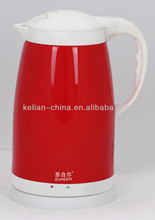 hot sale nice design samovar electric tea kettle made in china