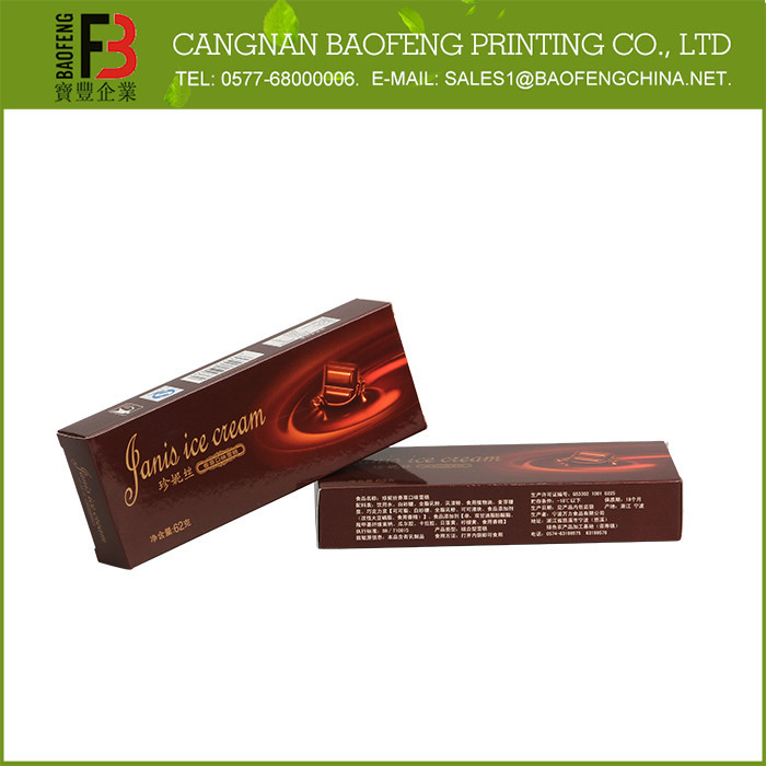 Luxury Custom Made Paper Chocolate Box/Chocolate Packaging Gift Box/Chocolate Packaging Box