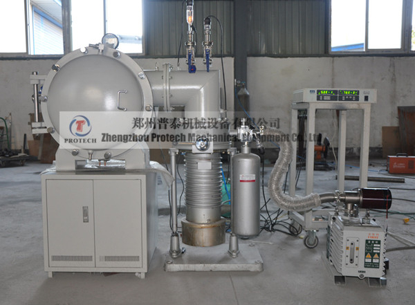 Steel hardening furnace vacuum ceramic gas quench furnace