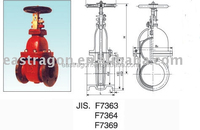 Marine Cast Iron Gate Valve