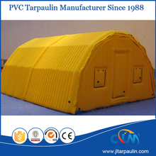 hot sell large PVC inflatable bubble tent