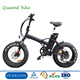 20x4.0 fat tires electric bike full suspension mountain bicycle