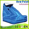 New Point PVC trampoline Commercial Inflatable Slide For Adult