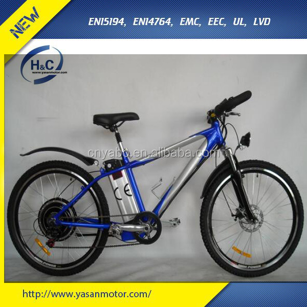 70km with PAS range 500w best electric bike , City New strong rear wheel battery e-bike