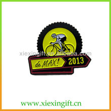 2013 green bicycle emblems