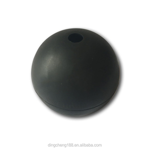 color high bouncing rubber ball with different materials