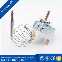 new products high quality High Precision cheap china wholesale water heater thermostat for electric pizza oven