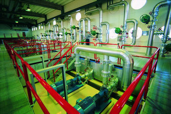 Condensate Treatment System & Industrial Water System