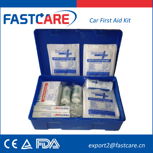Motorcycles First Aid Kit For Vehicle CE FDA