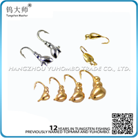 Wholesale Comfortable Cheap Tungsten Ice Fishing Jigs