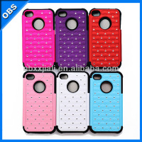 2014 hot design PC Mobile phone Case for iPhone (OBS-M4017)