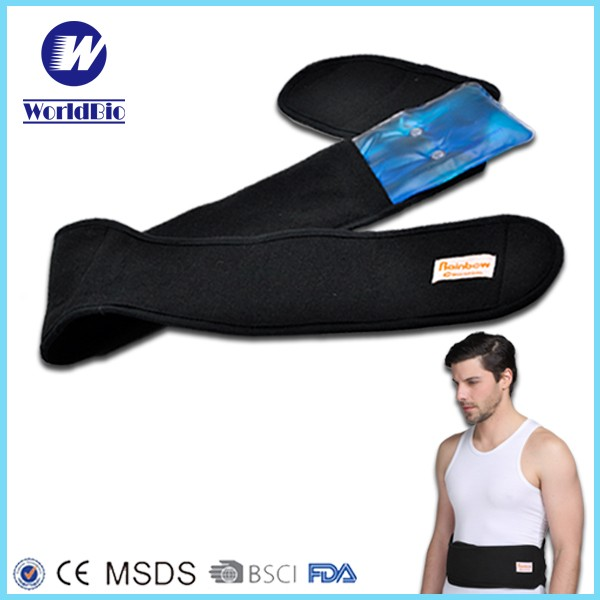 Reusable Customized Gel Instant Magic Heat Pack For Waist Warmer