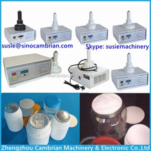 Manual plastic bottle cap sealer sealing machine with automatic counting