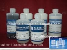 High performance precision poly diamond slurry in oil for polishing sapphire wafer grinding