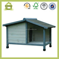 SDD09 classic prefab wooden dog kennel