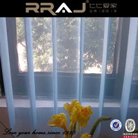 Wholesale home vertical blinds / elegant sheer cover window louver