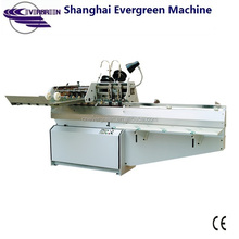 Book magazine manual saddle stitcher