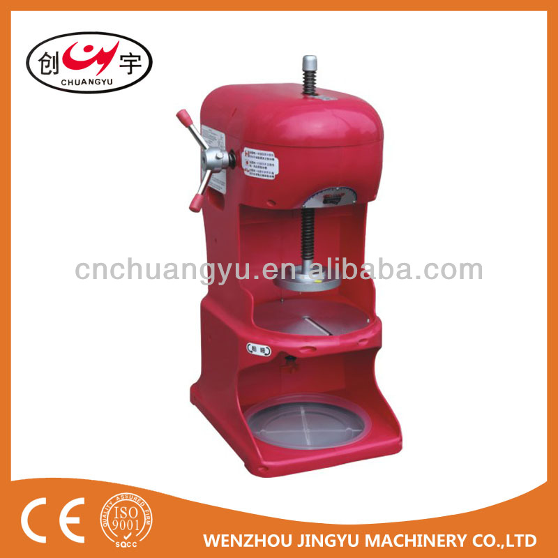 CY-288 snow cone machine ice crusher